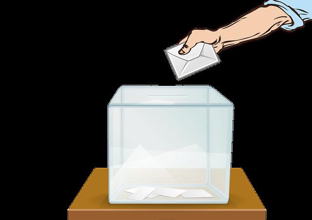 Election des représentants des parents d'élève